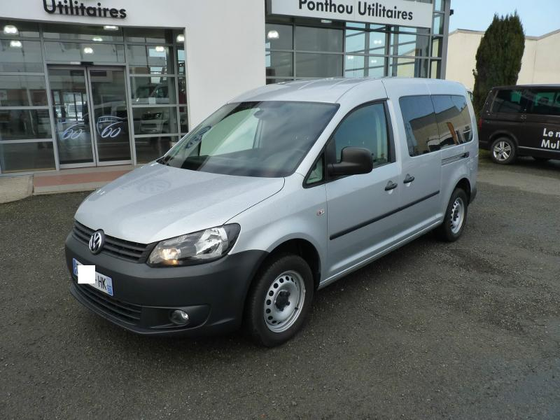 VOLKSWAGEN Caddy Van Maxi 1.6 TDI 102ch Business Line