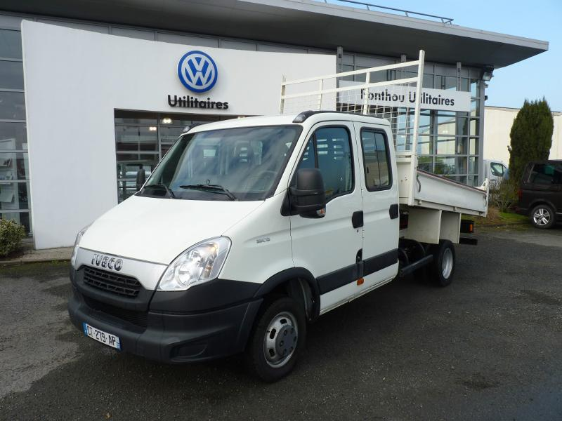 IVECO Daily CCb 35C13/P Empattement 3750 BV6 Plus