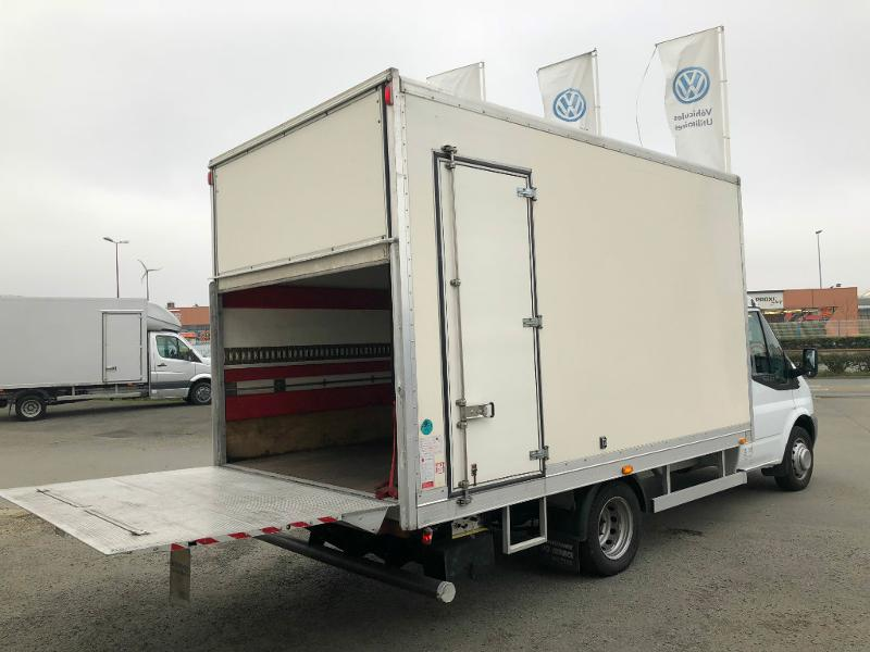 FORD Transit CCb 350ELJ 2.4 TDCi 140ch empattement 3.95m