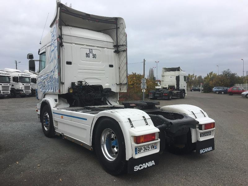 SCANIA R 480 LA Highline Euro 5