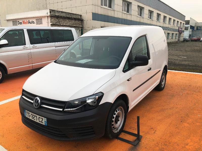 VOLKSWAGEN Caddy Van 2.0 TDI 102ch Business Line