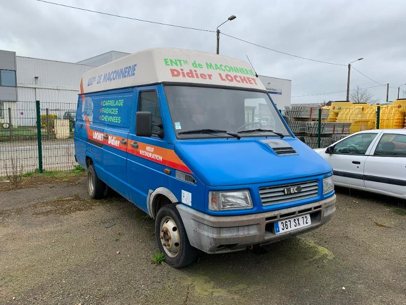 IVECO DAILY C35