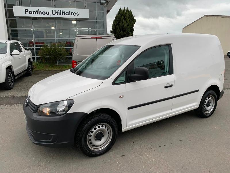 VOLKSWAGEN Caddy Van 1.6 TDI 75ch Business Line