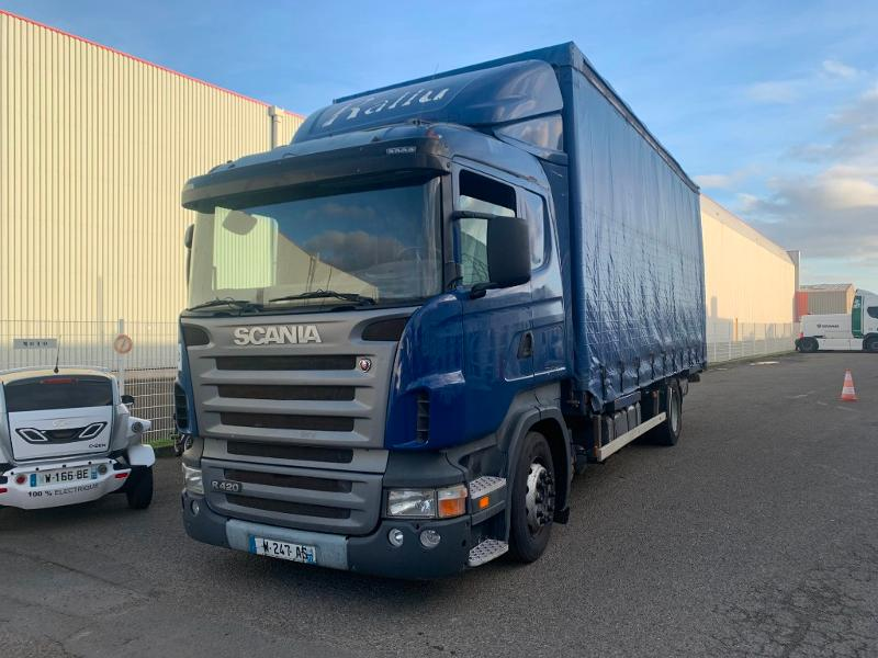 SCANIA R 420 LB Highline