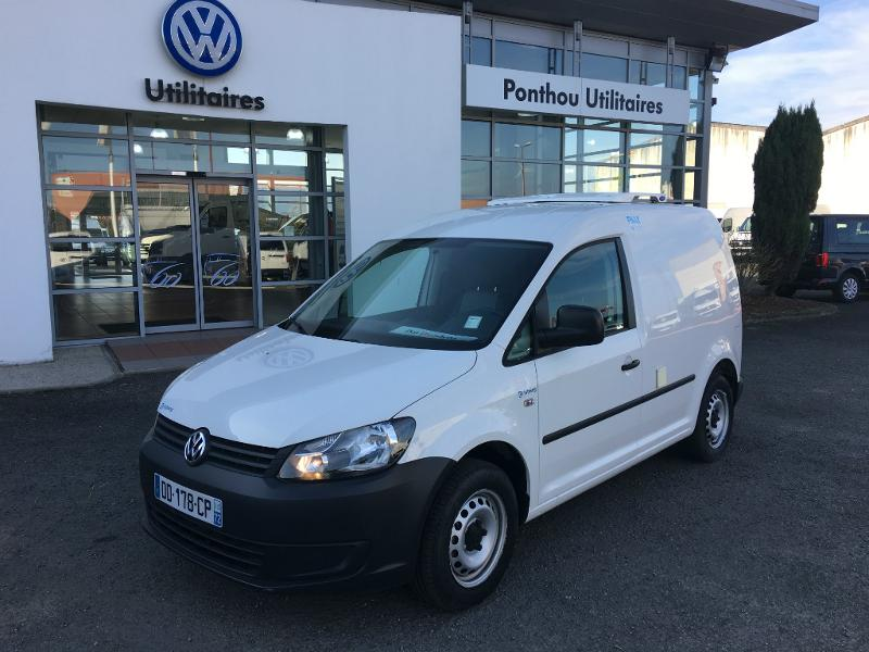 VOLKSWAGEN Caddy Van 1.6 TDI 102ch Clim CD FRIGORIFIQUE