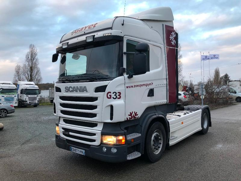 SCANIA R 440 LA Highline Euro 5