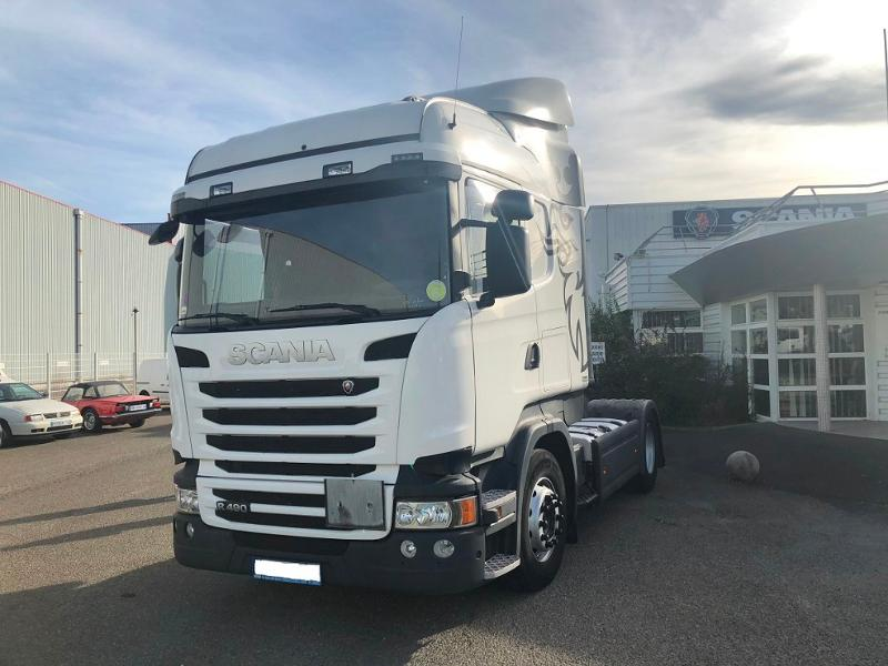 SCANIA R 490 LA Highline E6