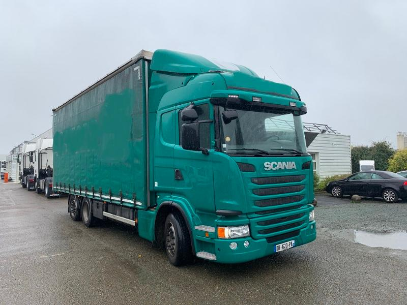 SCANIA R 400 LB 6x2 Highline Euro 5
