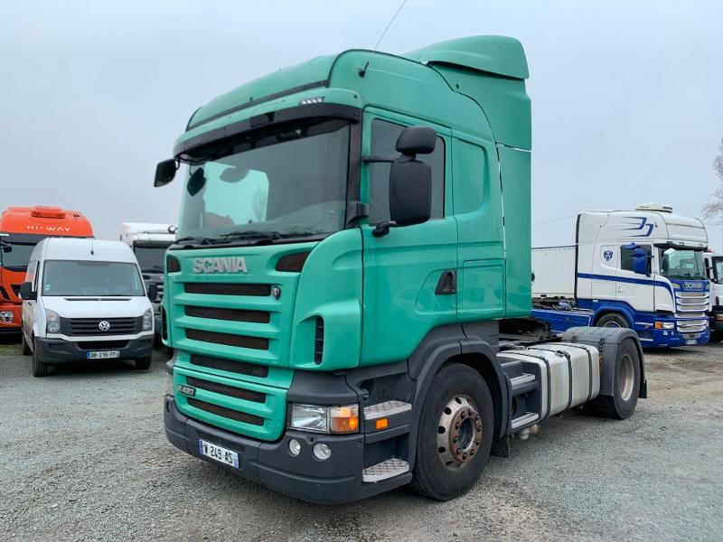 SCANIA R 420 LA Highline Euro 4
