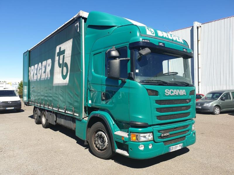 SCANIA G 400 LB 6x2 Highline Euro 5