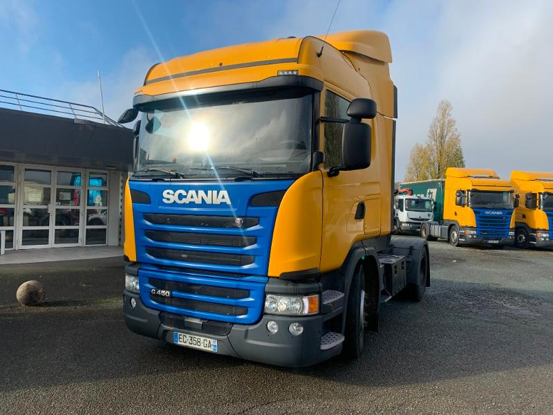 SCANIA G 450 LA Highline E6