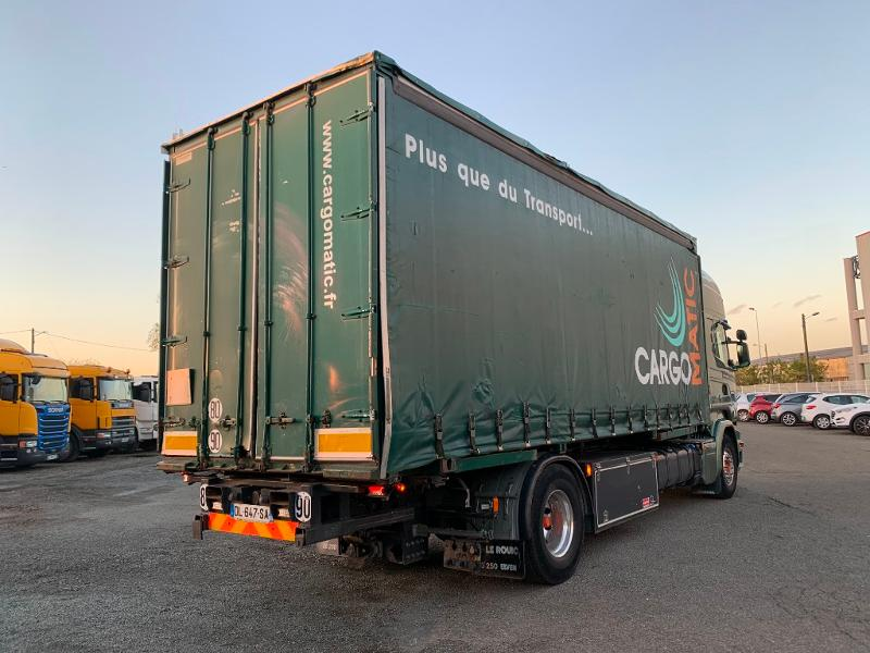 SCANIA R 450 PORTE CONTAINERS